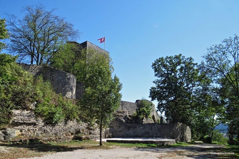 Burgruine Treuchtlingen