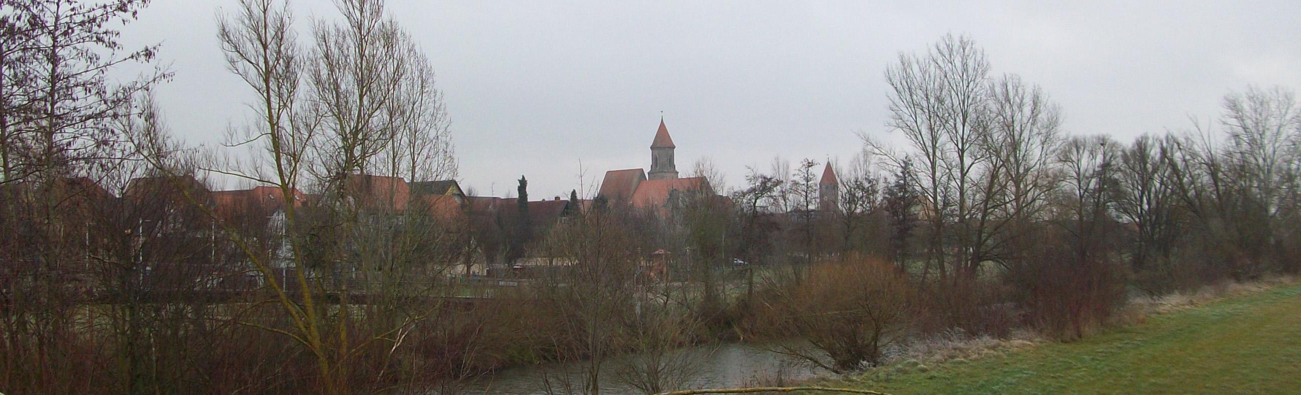 Gunzenhausen Panorama