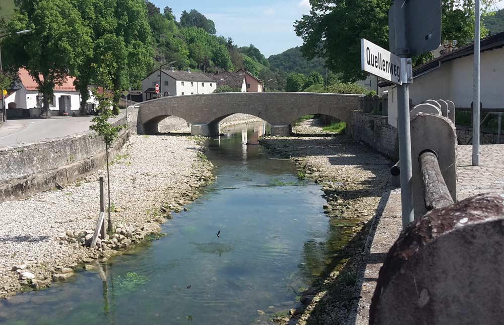 Brücke Mühlheim