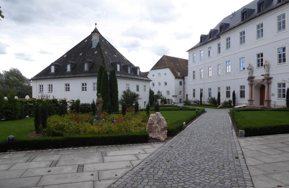 Fraueninsel Chiemsee Kloster