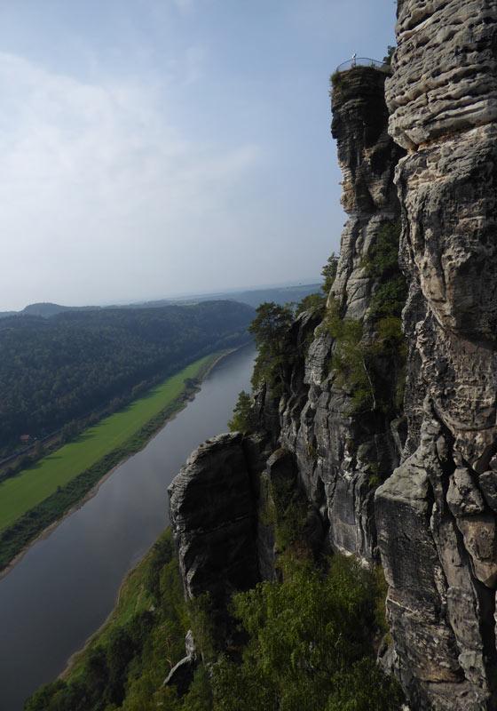 Sächsische Schweiz wandern