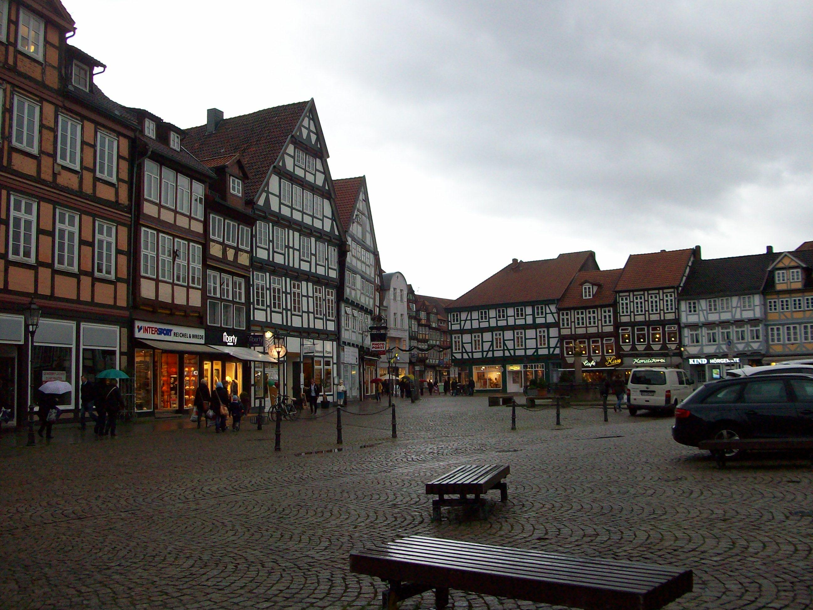 Fachwerkhäuser Celle