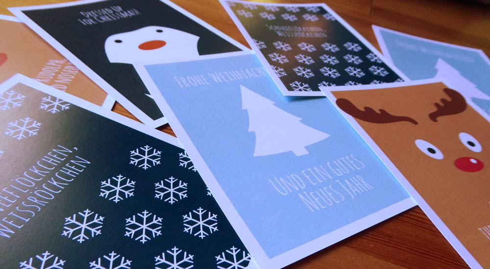 Postkarten kostenlos downloaden