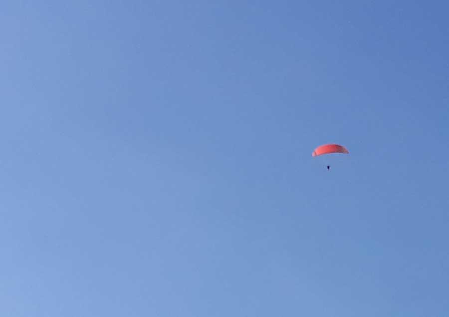 Fallschirm Waizenhofen