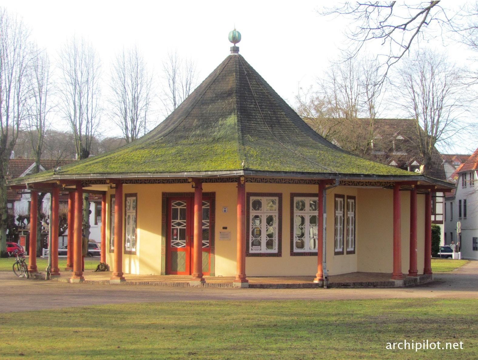 Bad Doberan Roter Pavillon
