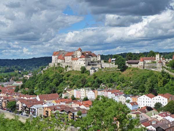 Burghausen Burg