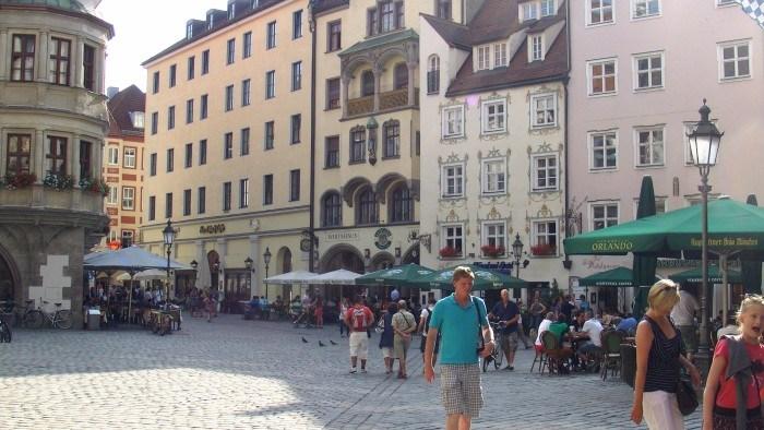 München Platz