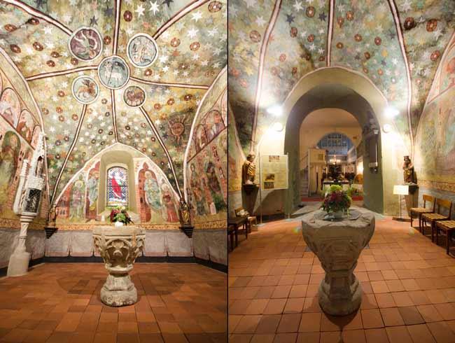 Thierfeld Barbarakapelle