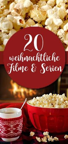 Vorweihnachtliche Filme und Serien