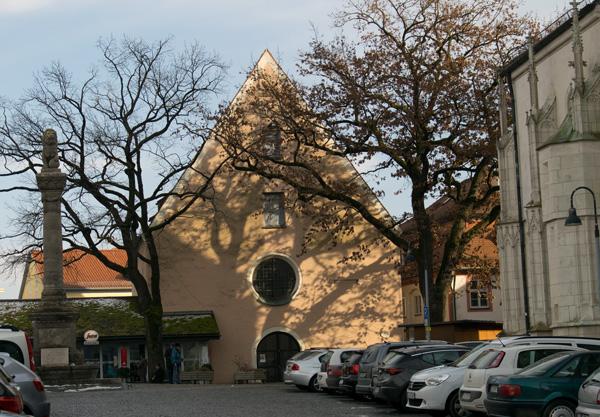 Johanniskirche Eichstätt
