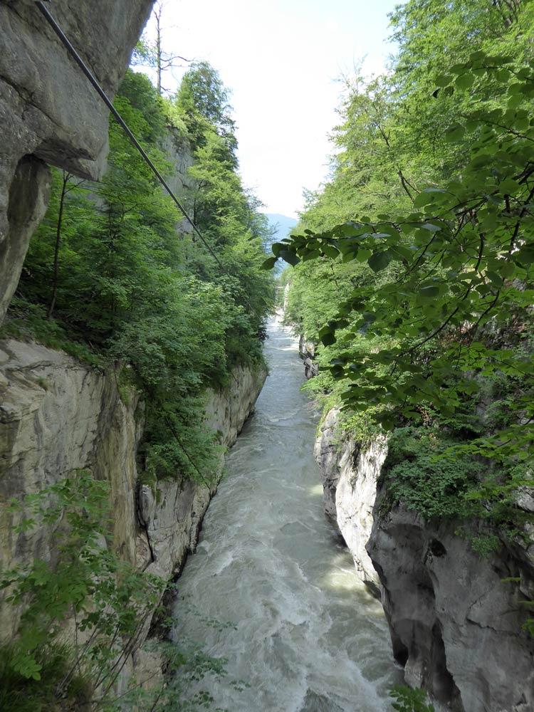Salzachöfen Pass Lueg