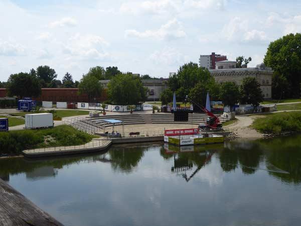 Donaustrand Ingolstadt