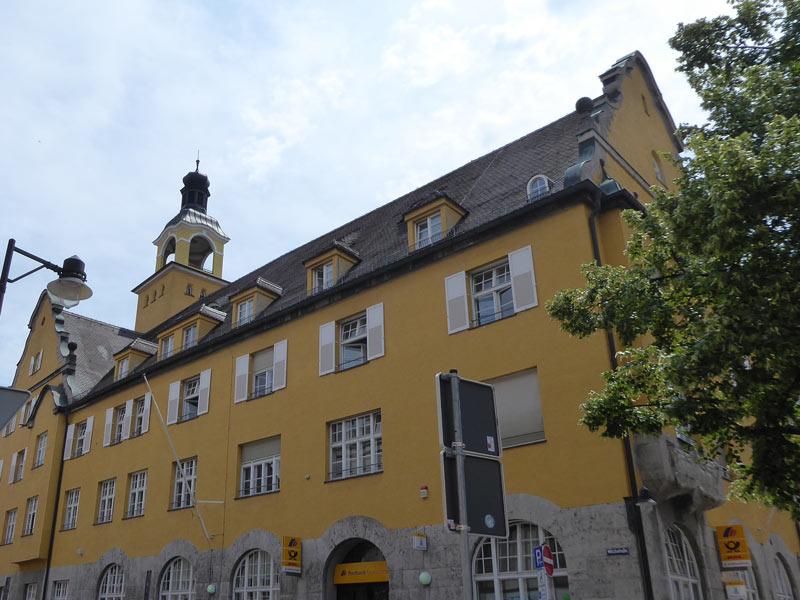 Ingolstadt Pascolinihaus