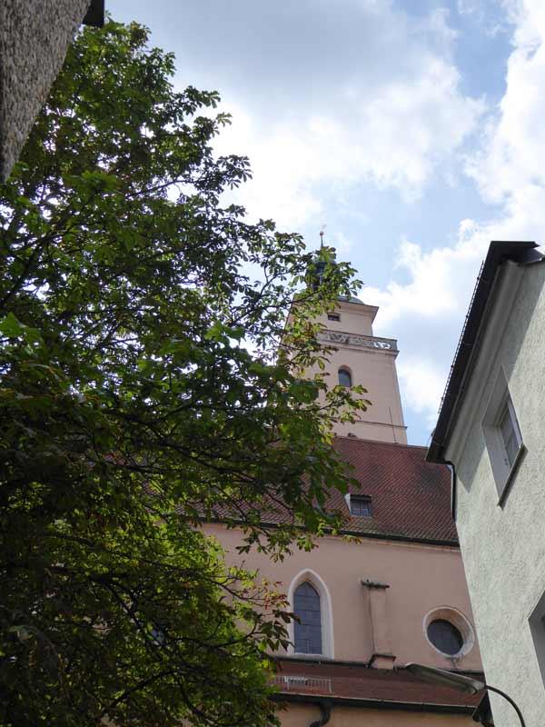 Moritzkirche Ingolstadt