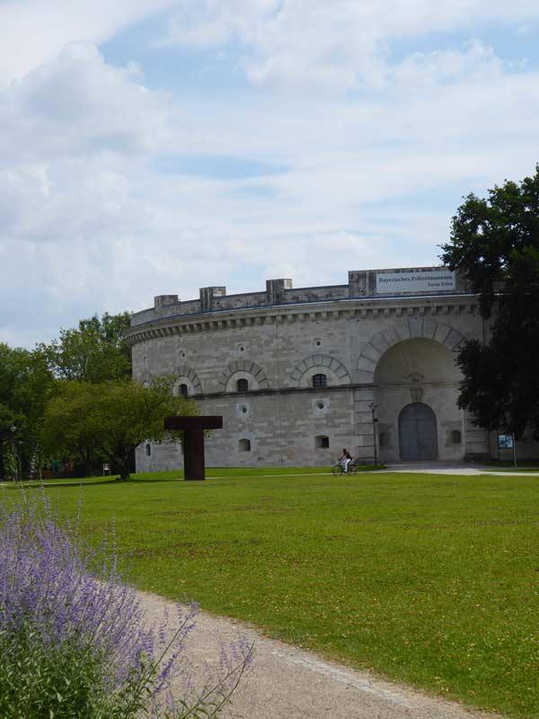 Turm Triva Ingolstadt