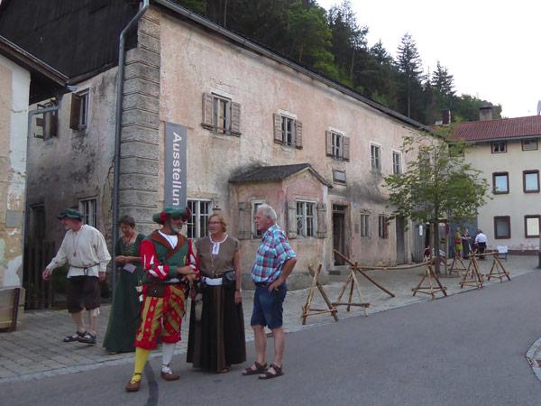 Historischer Markt Mörnsheim