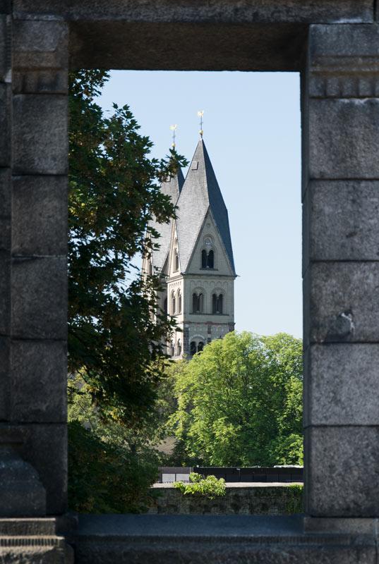 Koblenz Ausblick