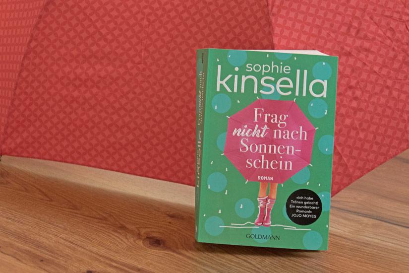 Frag nicht nach Sonnenschein - Sophie Kinsella