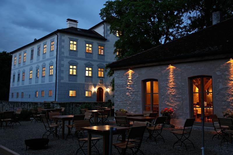 Hofstetten Schloss - Barocke Remise