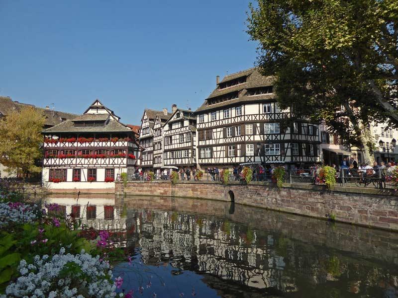 Straßburg Kleines Frankreich