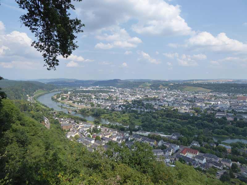Trier Ausblick