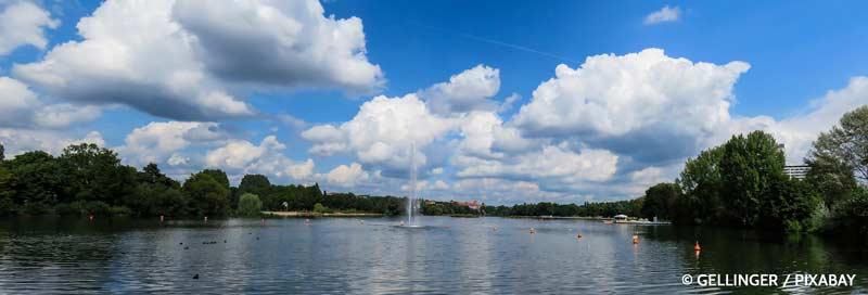 Wöhrder See Nürnberg