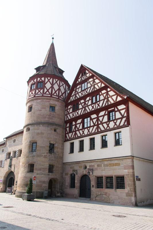 Schloss Ratibor Museumsweg Roth