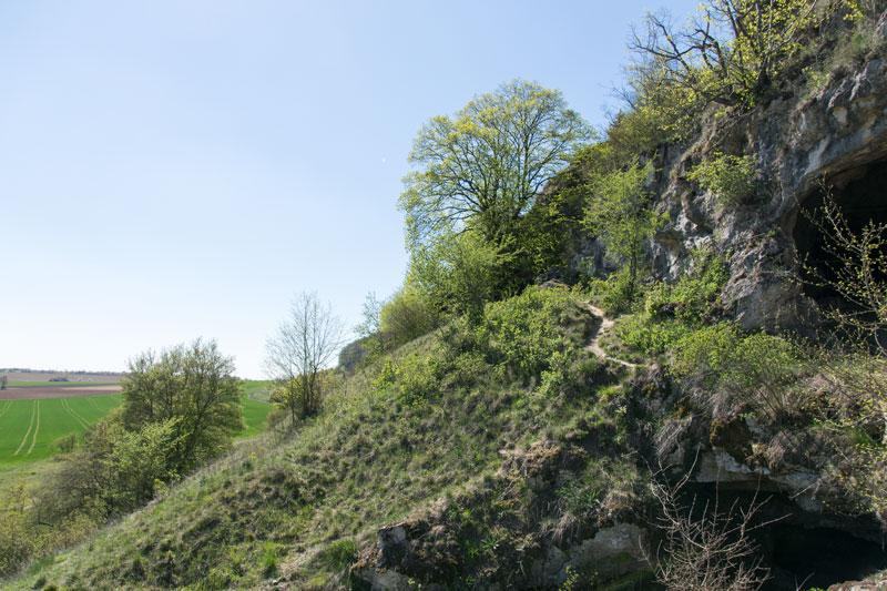 Mauerner Höhlen Altmühltal