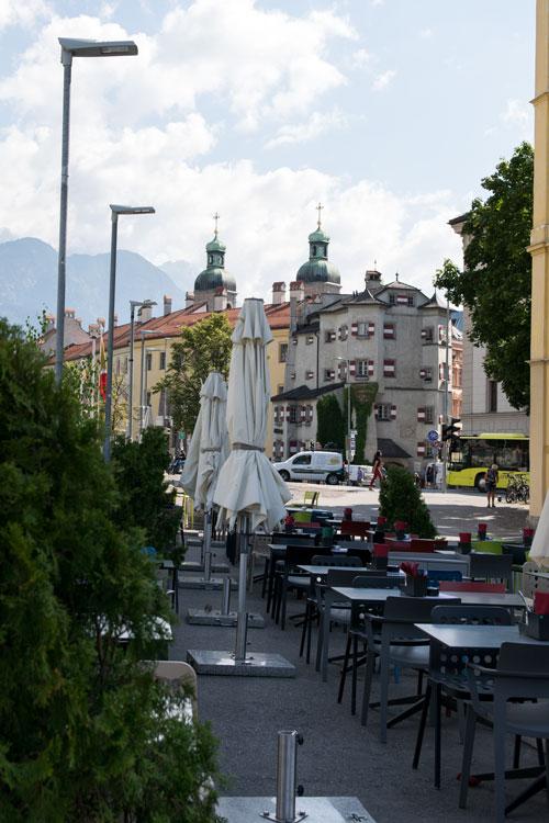 Innsbruck Innbrücke Ottoburg