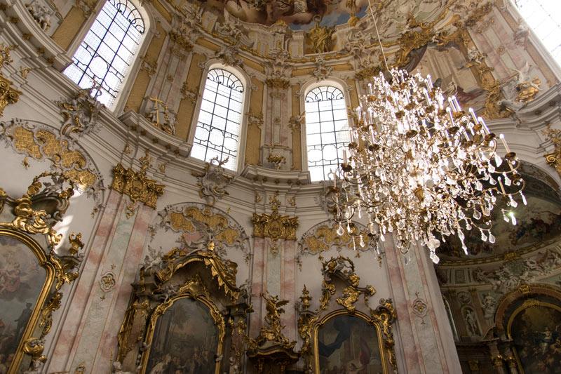 Ettal Kirche