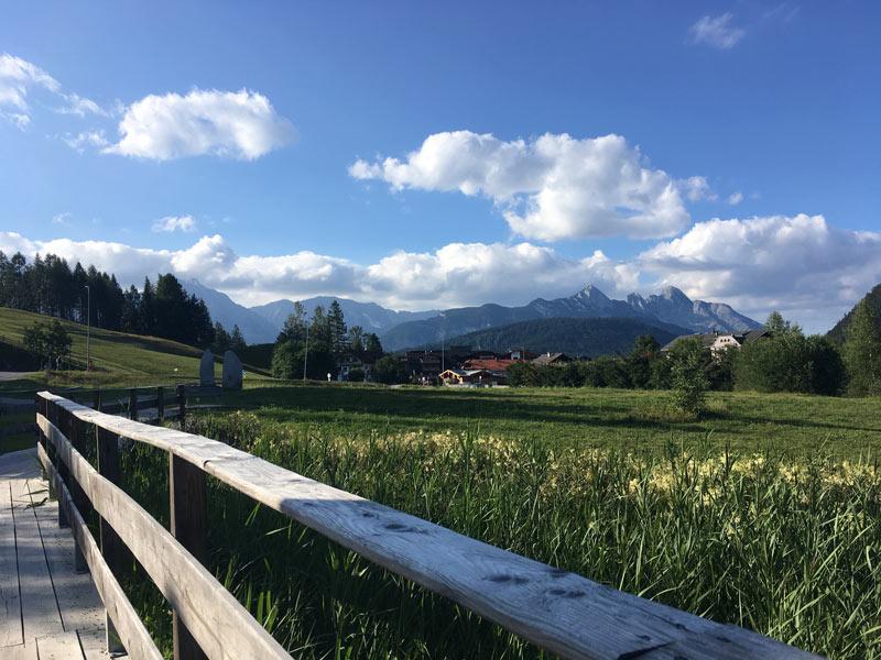 Seefeld Wildsee Tirol