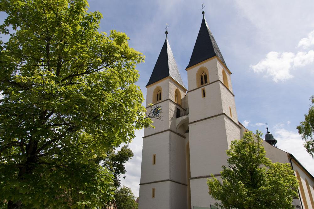 Herrieden Kirche