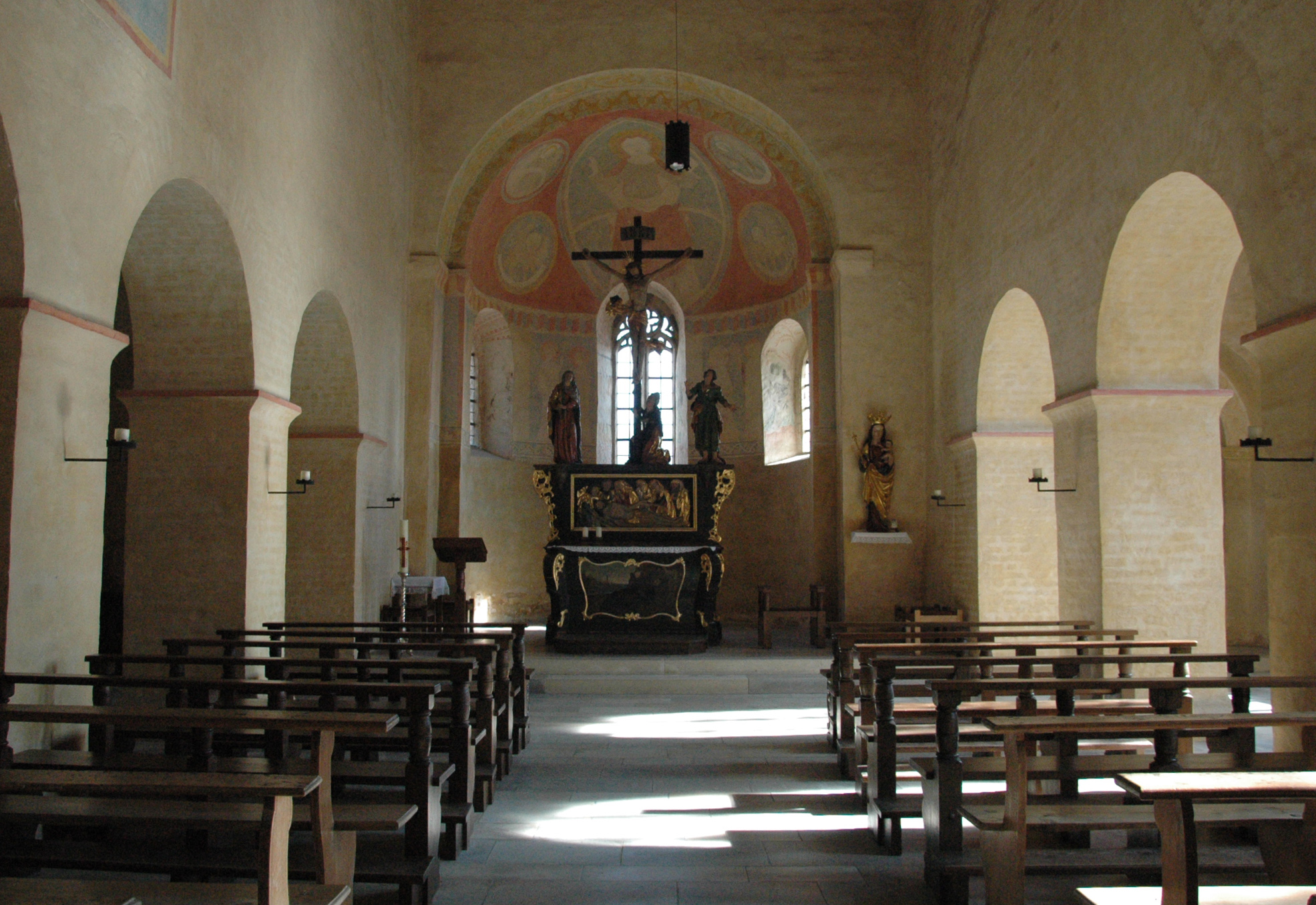 St. Martin Basilika Greding