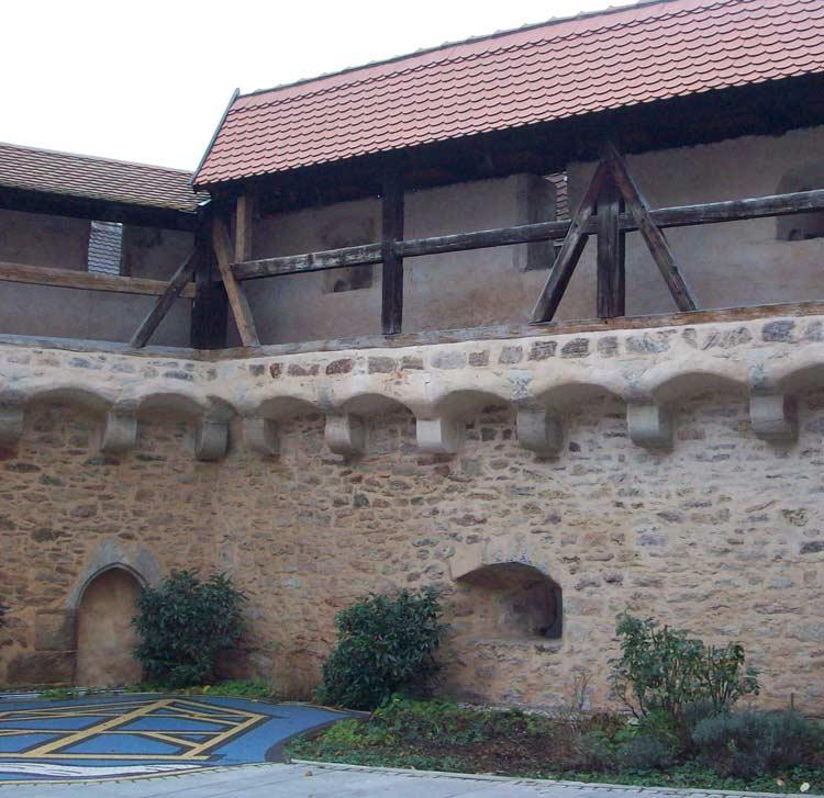 Gunzenhausen Stadtmauer