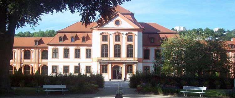 Hofgarten Sommerresidenz Eichstätt