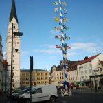 Pfaffenhofen an der Ilm Marktplatz