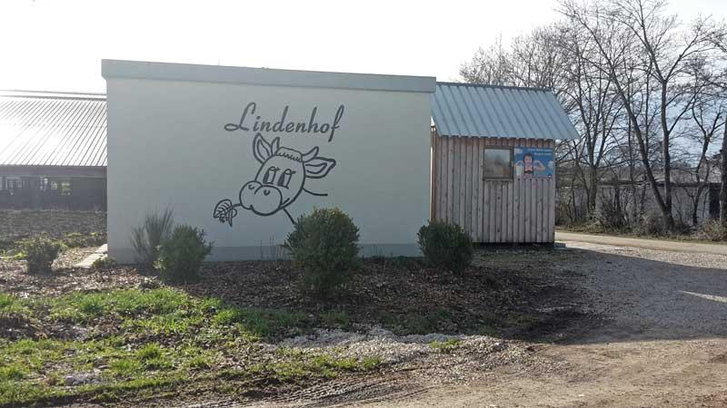 Milchautomat Lindenhof