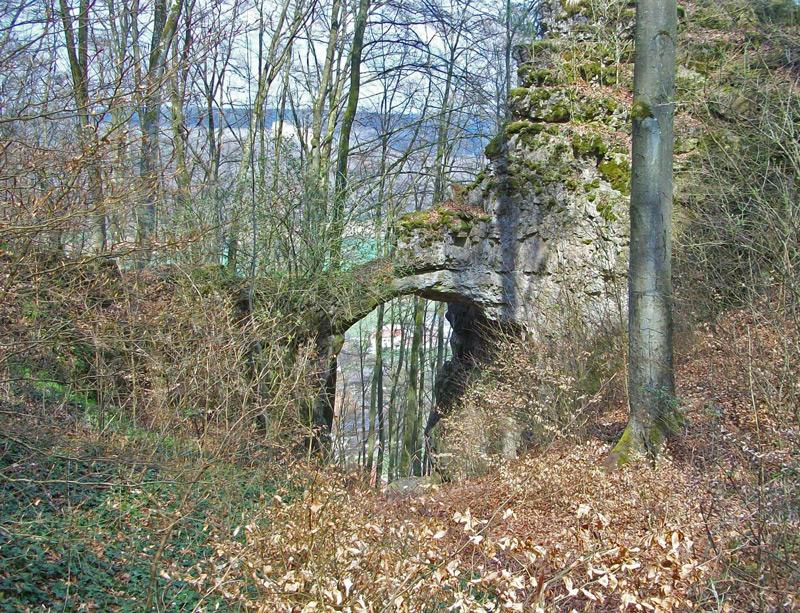 Burgenweg Kinding