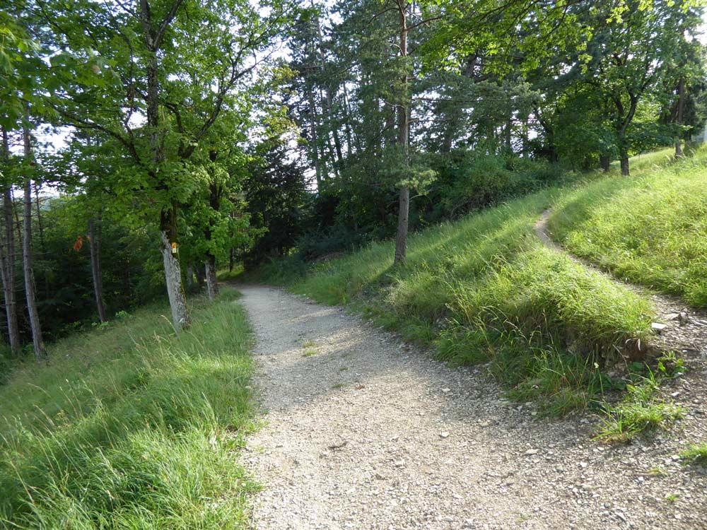 Wanderweg Rund um die Bischofsstadt Eichstätt