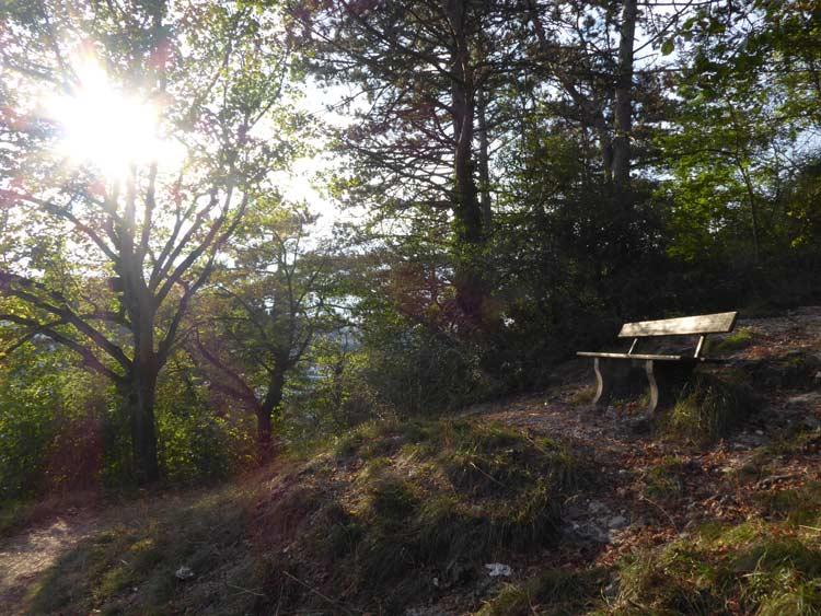 Eichstätt Wanderweg Altmühltal Panoramaweg