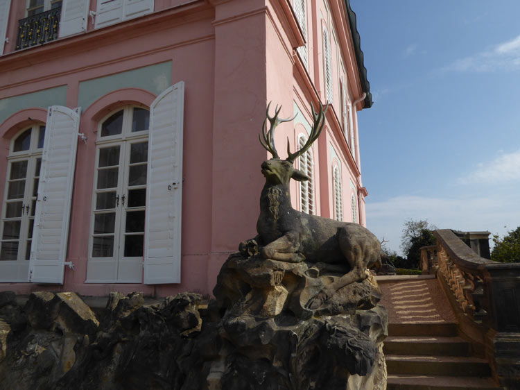 Fasanenschlösschen Schloss Moritzburg