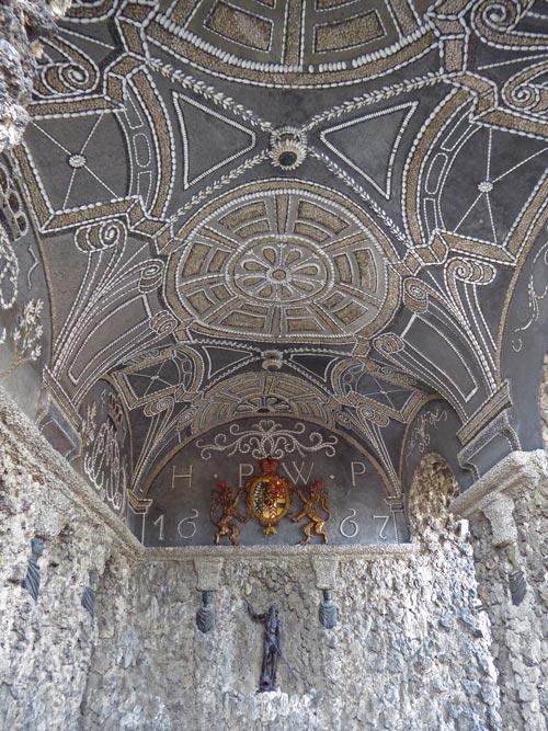 Schloss Neuburg Donau Große Grottenhalle