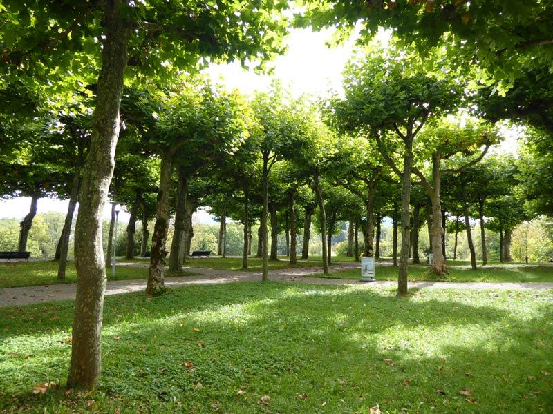 Herrenchiemsee Park
