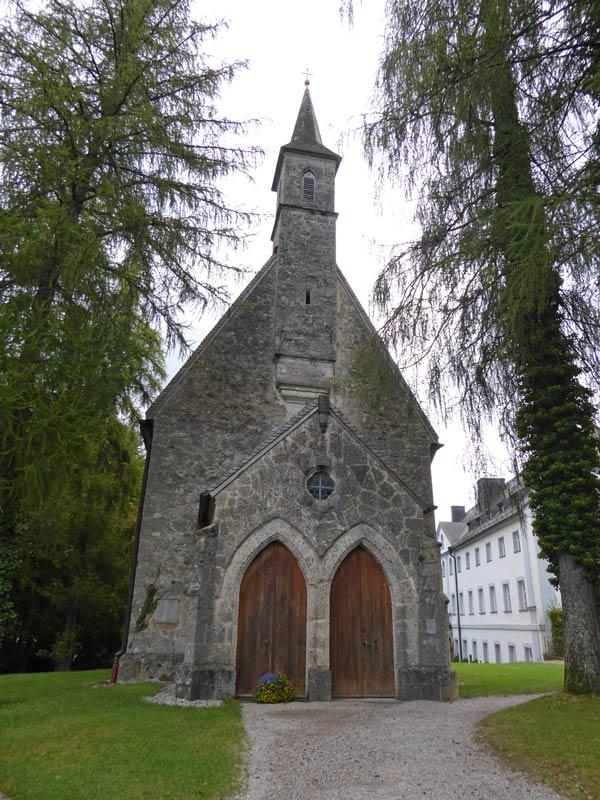 Herreninsel Chiemsee Kapelle