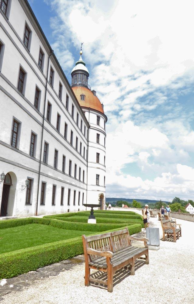 Schloss Neuburg Donau