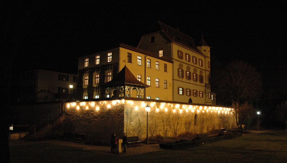 Schlossweihnacht Treuchtlingen