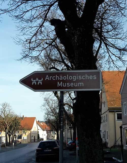 Archäologisches Museum Thalmässing