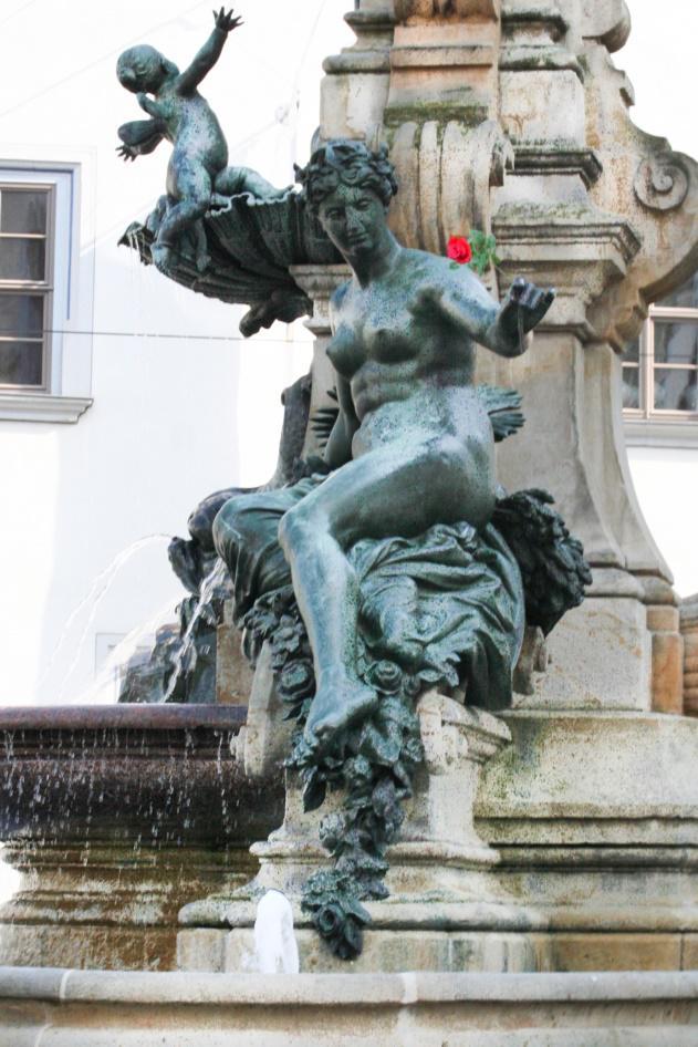 Erfurt Brunnen