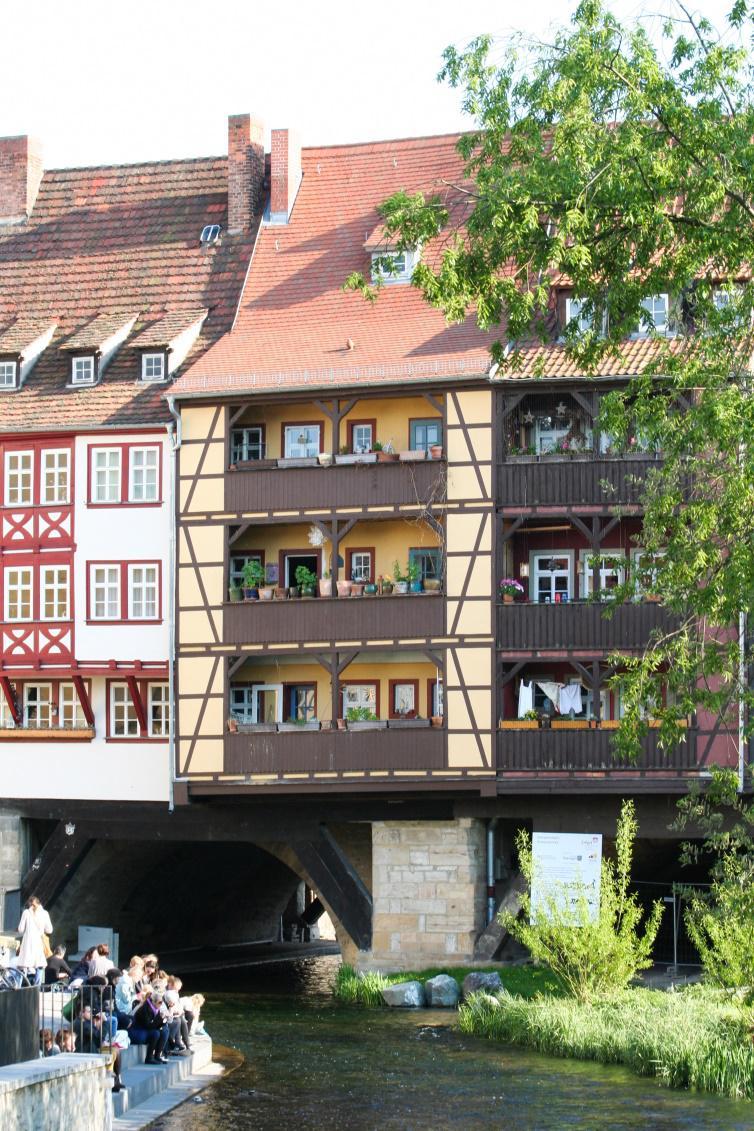 Erfurt Häuser