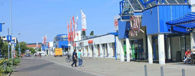 Eisenhüttenstadt Citycenter